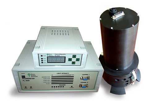 Sistemas de termoluminescência para pesquisas em estrutura de níveis energéticos do fotossistema II