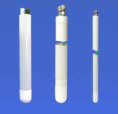 Lisímetros para extração de amostras de água/soluções do solo